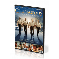 Courageous - Honor begins at home - DVD (2011)