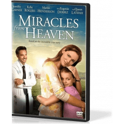 MIRACLES DU CIEL DVD - MIRACLES FROM HEAVEN