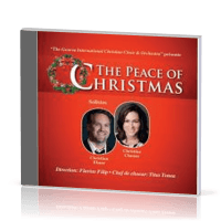 The peace of Christmas - CD