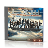 LXW - LEAGUE OF XTRAORDINARY WORSHIPPERS