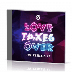 Love takes over - The remixes ep - CD